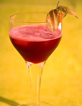 Drachenblut Cocktail